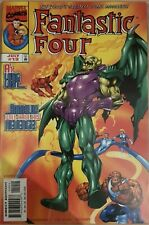 Fantastic Four #19 Heroes Return Marvel Comics