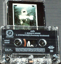Eels ‎Susan's House CASSETTE SINGLE Alternative Rock Pop DreamWorks  DRMC 22238