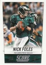 2014 Score #163 Nick Foles Eagles