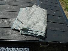 MILITARY SURPLUS PONCHO LINER WET WEATHER ACU DIGITAL GOOD CONDITION ARMY