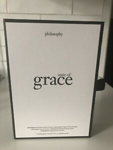 Philosophy 5 Fragrance Amaz,Pure,Inner. Baby Living 10mil Bottle USED See Pic