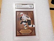Sidney Crosby GRADED ROOKIE!! 2005/06 UD Diary #DP14 Penguins MVP!! X-8.5