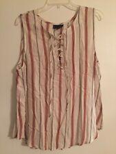 B Collection by Bobeau blouse, M