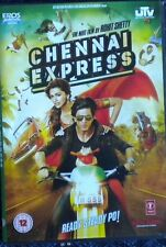 CHENNAI EXPRESS,BOLLYWOOD DVD MOVIE,HIGH QUALITY PICTURE,SHAHRUKH KHAN IN,