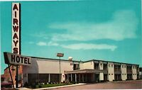 Vintage Postcard - Un-Posted Airways Hotel At Buffalo Airport New York NY #4986