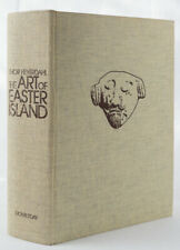 THOR HEYERDAHL / The Art of Easter Island 1975