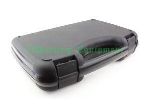 Kurzwaffen-Koffer 30x16cm Pistolenkoffer Revolverkoffer NEU