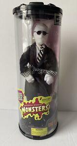 "Invisible Man Doll – Universal Studios Monsters Signature Series – NIP 1998 12"""