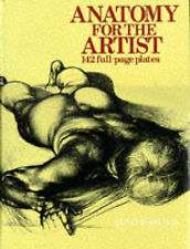 Anatomy For The Artist 142 Full Page Plates by Jeno Barcsay 1st Ed - Large Book