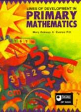 Lines of Development in Primary Mathematics By Mary Deboys,Eunice Pitt,Queen's