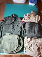 Vietnam Or Post Vietnam Era US Marine Uniform Grouping Named