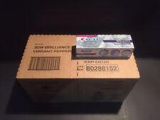 24 Tubes of Crest 3D White Brilliance Toothpaste 4.1 oz Size Case EXP AL/2020