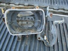 1989-1994 Nissan 240SX OEM passenger headlight housing pop up 89 90 91 92 93 94