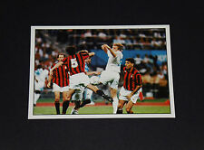 88 FINALE C1 OM-MILAN 1993 OLYMPIQUE MARSEILLE FOOTBALL PANINI 1899-1999 100 ANS
