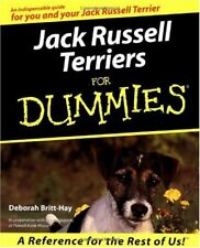 B0036De432 Jack Russell Terriers For Dummies