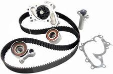 Engine Timing Belt Kit with Water Pump Gates TCKWP257