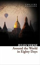 (Good)-Collins Classics - Around the World in Eighty Days (Paperback)-Jules Vern