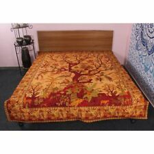 Decorative Bed Cover Mandala Tree Of Life Tapestry Decor Home Large Wall Hanging