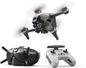 DJI FPV Combo Drone per Riprese Video - Nero  First-Person View Drone UAV 4K !!