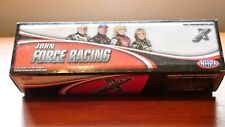 brittany force diecast racing car, top-fuel dragster, limited edition, opened