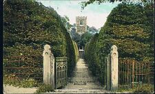 VALENTINES POSTCARD ROOS CHURCH WITHERNSEA KENT 1926