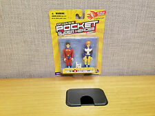 DC Comics Pocket Super Heroes Mon-El & Lightning Lad, New!