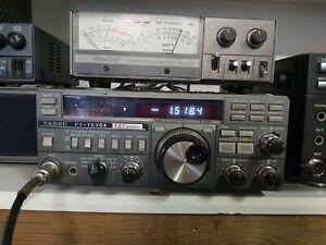 Emetteur recepteur radio amateur