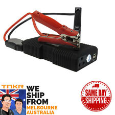 Portable Car 12V Jumpstarter 240V Inverter 15000mAH 1200A PowerBank laptop & USB