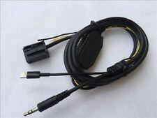 BMW E39 E53 X5 Z4 E85 E86 X3 E83 AUX line + iphone 5 /5s/6/6p/ charger interface