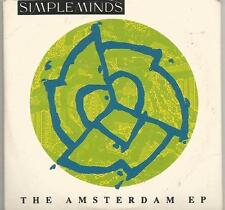 Simple Minds - The Amsterdam EP 1989 3 inch CD single