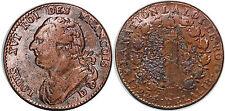 LOUIS XVI 12 DENIERS 1792 D LYON