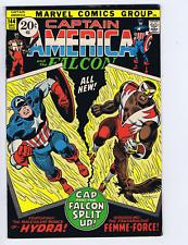 Captain America #144 Marvel 1972