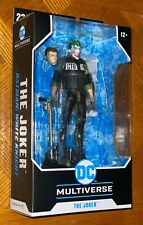 DC Multiverse Wave 2 The Joker 7 Inch Action Figure Collectible