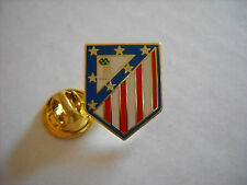 a1 ATLETICO MADRID FC club spilla football calcio pins broche pata spagna spain