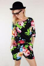 Women's Floral Viscose Jumpsuits, Rompers & Playsuits