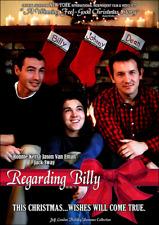 Regarding Billy (DVD), NEW, Gay Romance, LGBT