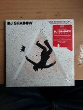DJ SHADOW-LIVE IN MANCHESTER (W/DVD) (GATE) (WB) CD NEW