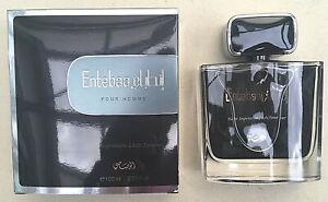 Entebaa Pour Homme von Rasasi Eau de Parfum Spray for Men 100 ml (Inhalt 99 %)