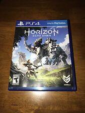 Horizon: Zero Dawn (Sony PlayStation 4, 2017)