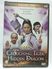 New Crouching Tiger, Hidden Dragon (Dvd, 2004, Domestic Release)