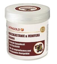 Naturhof Wild Chestnut, Red Vines Leaves Cream for Legs Soothe Varicose Veins