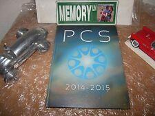 ORIGINAL 2014 - 2015 PACIFIC COLLEGIATE SCHOOL YEARBOOK/ANNUAL/SANTA CRUZ, CALIF