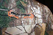 Real Tree Fleece Lined Mulitiple-pocket Camo Hunting Jacket Size Large 42/44