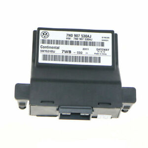 0EM CanBus Gateway Unit RCD510 For Audi A3TT Skoda Seat VW Jetta Golf MK6 Passat