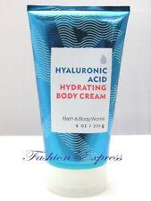 Bath & Body Works Hyaluronic Acid Hydrating Body Cream 8 Oz