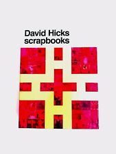 David Hicks Scrapbooks 1950-1998 Box Set Original 2016 Limited Edition of 250