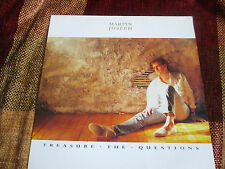 Martyn Joseph Treasure the Questions Vinyl LP EX/EX + inner