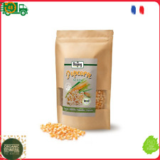 Biojoy Maïs pour Popcorns BIO - pour une machine à popcorns sans OGM (1 kg)