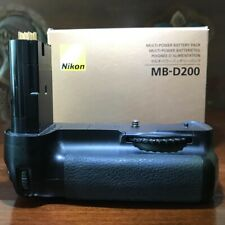 Nikon MB-D200 Multi-Function Battery Pack - Originale
