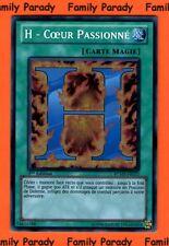 H - Coeur Passionné RYMP-FR023 Carte YuGiOh Secret Rare neuve Yu-Gi-Oh!